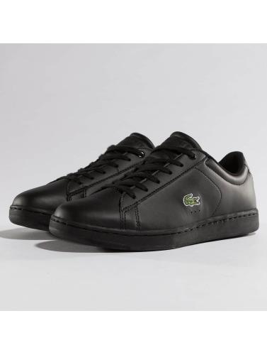 Lacoste Sneaker Carnaby Evo in schwarz