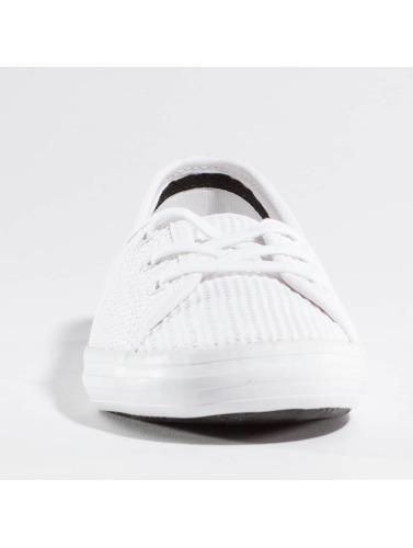 Lacoste Damen Sneaker Ziane Chunky 217 in weiß