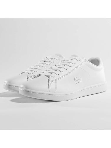 Lacoste Herren Sneaker Carnaby Evo 417 1 SPW in weiß