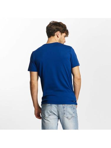 Verkauf Niedrigen Preis Versandgebühr Lacoste Herren T-Shirt Kroko in blau Kaufen Angebot Billig Einkaufen Shop Für Günstige Online 2UgbXT3J