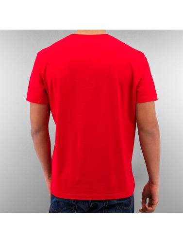 Lacoste Herren T-Shirt Classic in rot