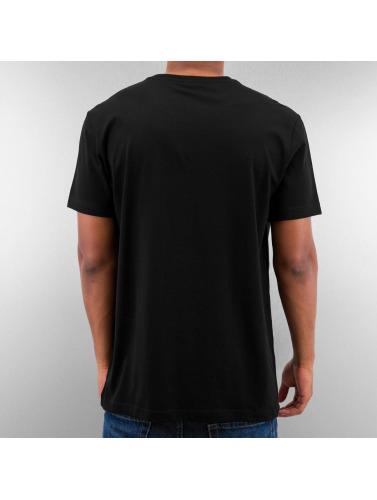 Lacoste Herren T-Shirt Classic in schwarz