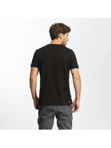 Lacoste Herren T-Shirt TH8134 in schwarz