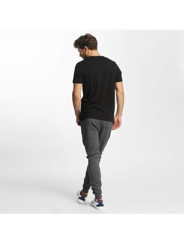 Lacoste Herren T-Shirt TH8134 in schwarz