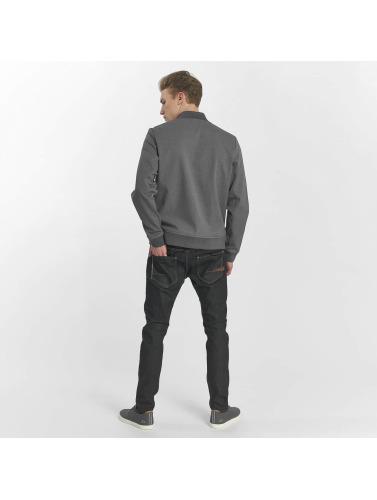 Freies Verschiffen Online-Shopping Angebot Lacoste Herren Übergangsjacke Classic in grau SG78S