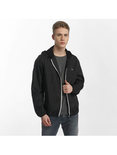 Frei Verschiffen Günstig Kaufen Shop Lacoste Herren Übergangsjacke Classic in schwarz Online Einkaufen bn8tvQGquM