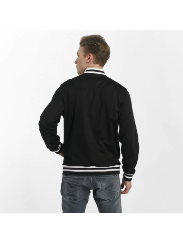 Lacoste Herren Übergangsjacke Classic in schwarz