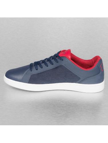 Lacoste Hombres Zapatillas de deporte Endliner 117 1 SPM in azul
