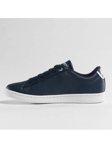 Lacoste Mujeres Zapatillas de deporte Carnaby Evo BL I in azul