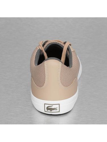 Lacoste Hombres Zapatillas de deporte Lerond 117 3 Cam in beis