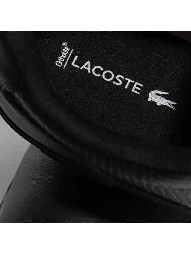 Lacoste Hombres Zapatillas de deporte Europa 417 SPM in negro