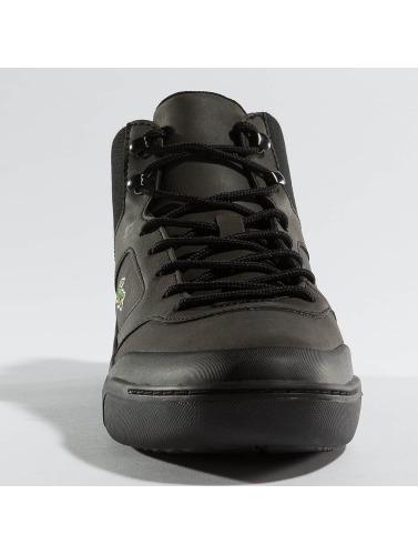 Lacoste Hombres Zapatillas de deporte Explorateur Sport Mid 417 II Cam in negro