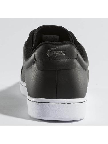 Lacoste Hombres Zapatillas de deporte Carnaby Evo 317 10 SPM in negro
