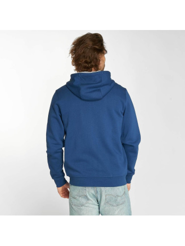 Lacoste Herren Zip Hoodie Classic Zip in blau