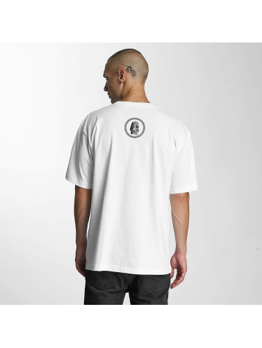 Last Kings Hombres Camiseta A1 in blanco