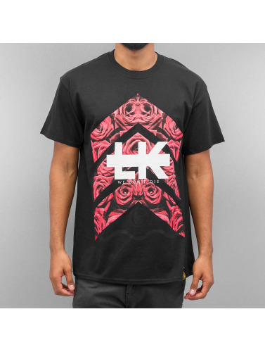 Last Kings Hombres Camiseta Dead Wrong in negro