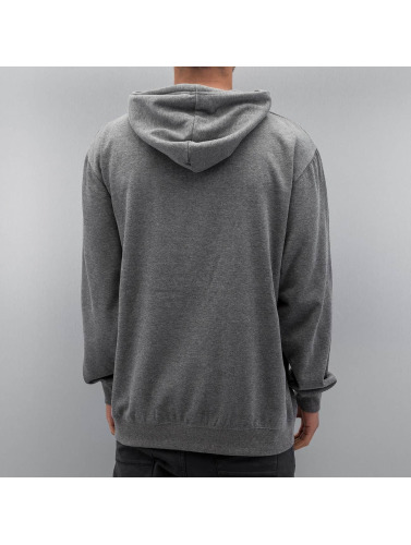 Last Kings Herren Hoody Walls in grau