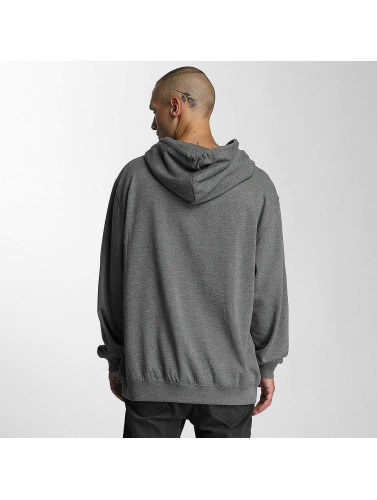 Last Kings Herren Hoody Skulll in grau