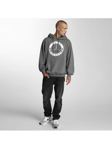 Last Kings Herren Hoody B Benz in grau
