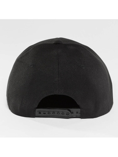 Last Kings Snapback Cap Pharaoh Skull in schwarz
