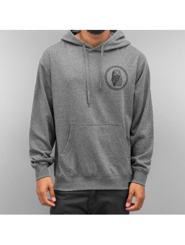 Last Kings Hombres Sudadera Careless in gris