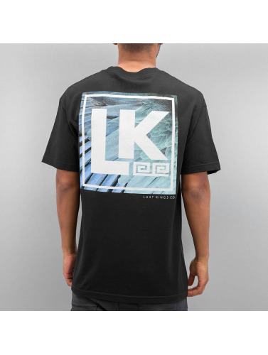 Last Kings Herren T-Shirt King Me in schwarz