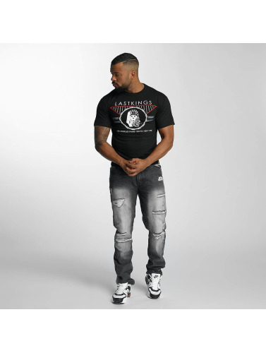 Last Kings Herren T-Shirt LK Dee in schwarz
