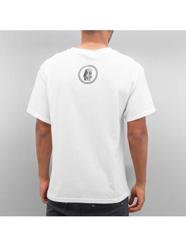 Last Kings Herren T-Shirt Hustle Hard in weiß