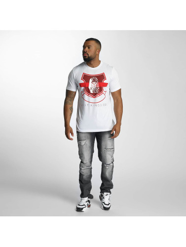 Last Kings Herren T-Shirt Bloodline in weiß