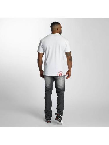 Last Kings Herren T-Shirt Splurge in weiß