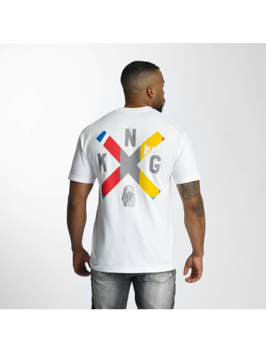 Last Kings Herren T-Shirt Pure in weiß