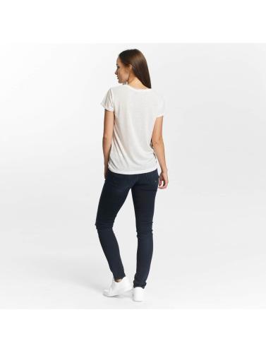 klaring 100% opprinnelige billig nyeste Kirsebær Mujeres En Blanco Camiseta Basitrame pålitelig billig pris geniue forhandler SqCmlMIBPx
