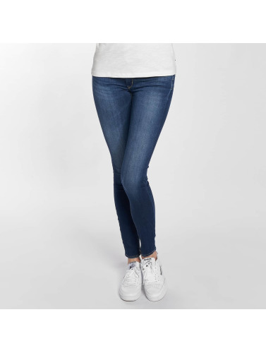 Le Temps Des Cerises Mujeres Jeans ajustado Pulp in azul