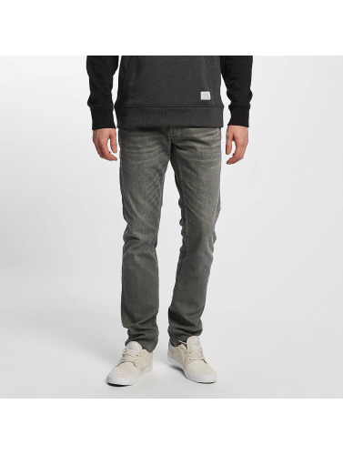 Hombres Cerises 711 Temps ajustado Basic gris Jeans Des in Le tURwZT