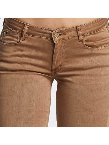 Le marrón Cerises Temps Des Mujeres in Jeans Ultrapower ajustado UwUrqzxp