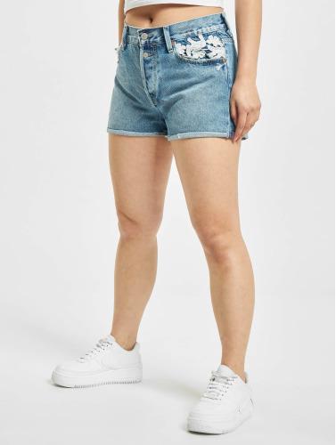 Le Temps Des Cerises Kvinner Shorts Honore I Blått gratis frakt kjøpet fasjonable nettbutikk 895LYO6R3