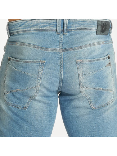 Le Temps Des Cerises Herren Shorts Des Cerises Jogg in blau