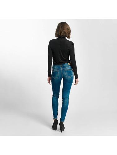 Le Temps Des Cerises Damen Slim Fit Jeans Des Cerises in blau