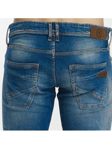 The Cherry Herren Slim Fit Jeans Basic 700/11 In Blau