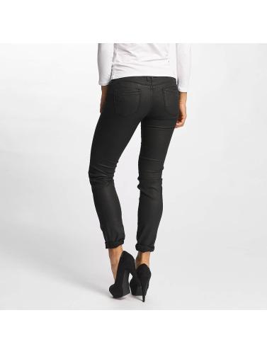 Le Temps Des Cerises Damen Slim Fit Jeans Pulp Slim Fit in schwarz
