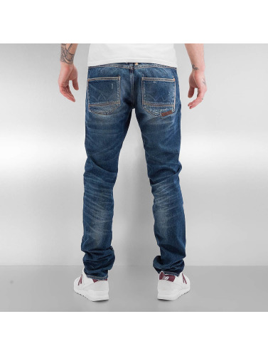 Le Temps Des Cerises Herren Straight Fit Jeans 711 Daze in blau