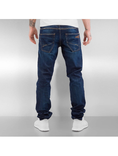 The Cherry Herren Straight Fit Jeans Basic 711 In Blau