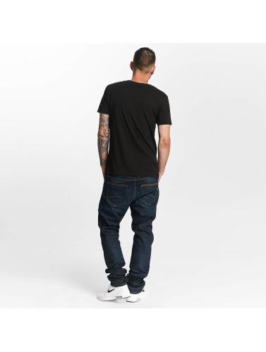 Le Temps Des Cerises Herren Straight Fit Jeans 812 Basic in blau