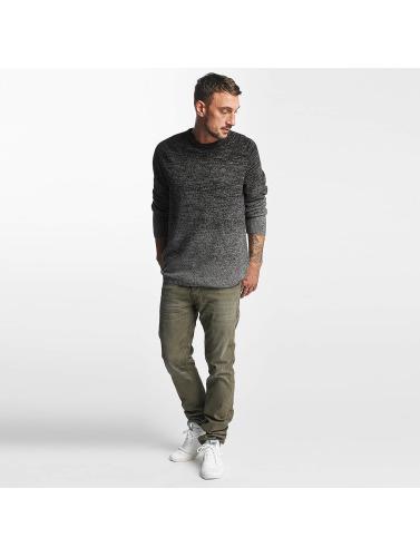 Le Temps Des Cerises Herren Straight Fit Jeans 711 Basic in khaki