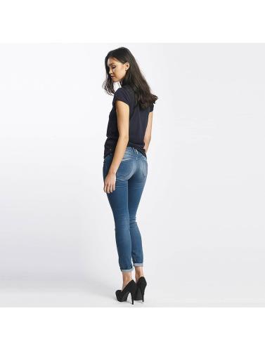 Damen Cerises Temps Shirt T blau in Des Le Glitter pqtExTqv
