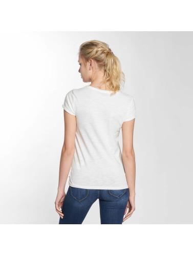 Le Temps Des Cerises Damen T-Shirt Roselips in weiß