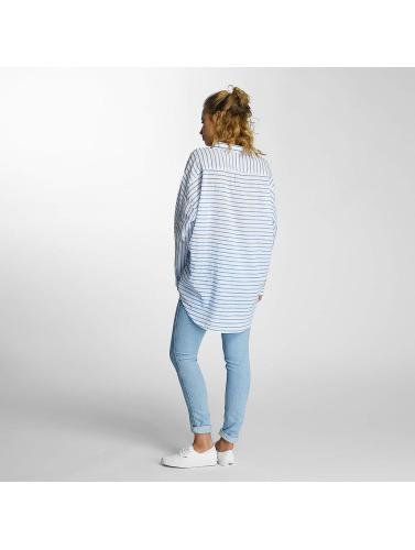 Lee Damen Bluse Elongated in blau Mit Visum Günstig Online Bezahlen rIrC9AabWk