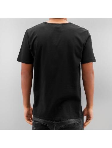 Lee Hombres Camiseta Seasonal Logo in negro