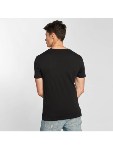 Lee Hombres Camiseta Ultimate in negro