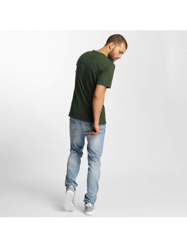 Lee Hombres Camiseta <small>         Lee     </small>     <br />      in verde